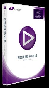EDIUS Pro 8 Home Edition